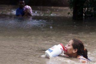 """La Iglesia se moviliza para ayudar a los afectados por la tormenta tropical """"Nate"""""""