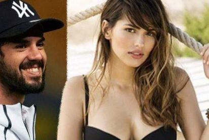 ¿Se ha liado Isco Alarcón con una actriz hincha del Atlético de Madrid?