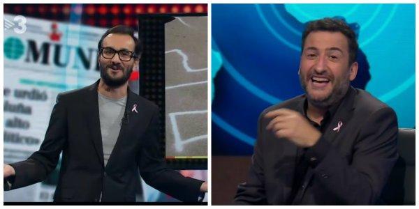 """El 'guionista' que simuló disparos al Rey y a Sostres: """"ABC podrían ser las siglas de Hay que Bombardear Cataluña"""""""