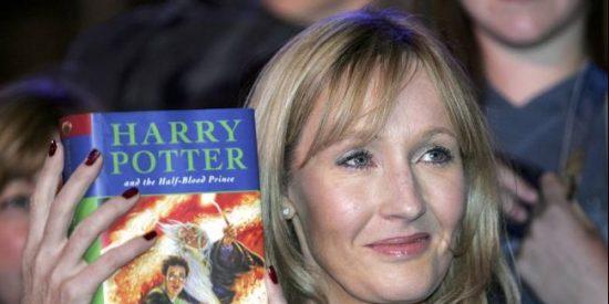 Brutal 'hachazo' a la autora de 'Harry Potter' por decir estupideces sobre el 1-O