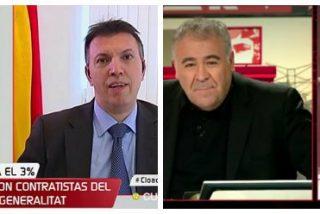 El gurú de laSexta y Cuatro condena el 'acoso fascista a Mónica Oltra' pero olvida que apoyaba los escraches al PP
