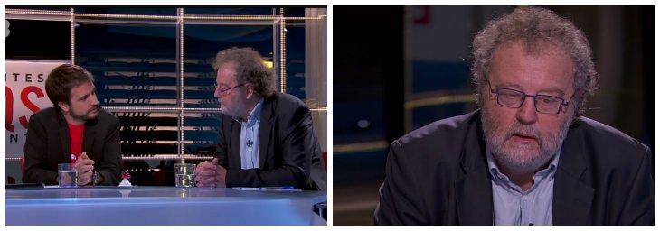John Carlin se pasea por TV3 para rajar contra 'Madrit' y agradar a los independentistas