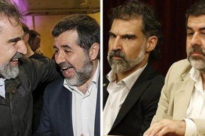 """La prensa española le borra la sonrisa a """"las dos folclóricas"""" que movilizan a las hordas que apoyan el golpe en Cataluña"""