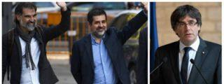 """Santiago González carga contra el pelele de Carles Puigdemont: """"Espero verle haciendo compañía a los Jordis, al gitano exhibicionista y al preso que canta a Manolo Escobar"""""""