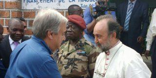 El Papa y el Secretario General de la ONU denuncian las injusticias del mundo actual