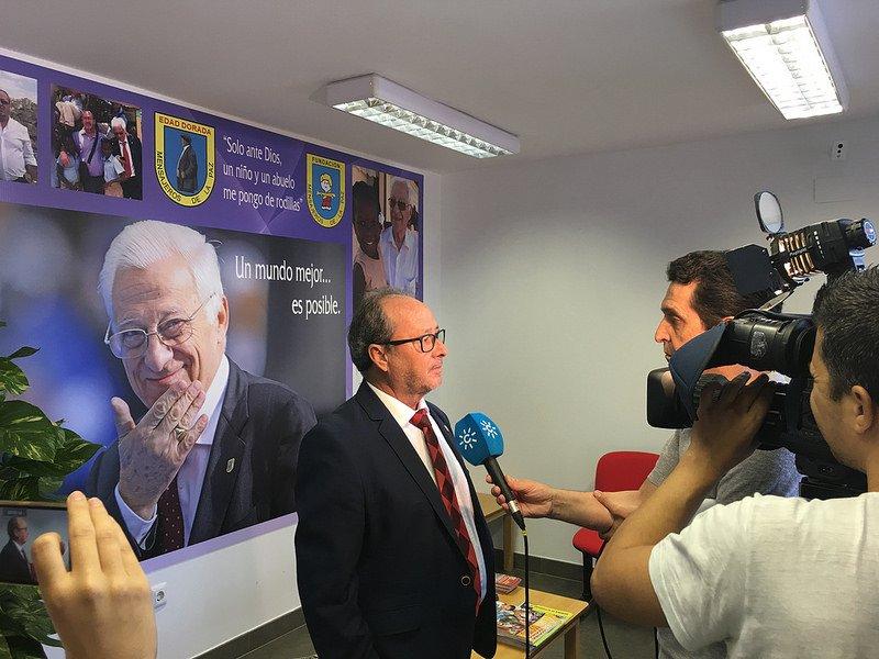 Mensajeros de la Paz Edad-Dorada inaugura una nueva sede en Jaén