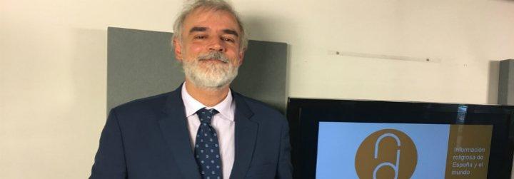 """Julio Martínez sj: """"En Cataluña hay un problema enorme de no darse cuenta de que el pueblo es muy plural"""""""