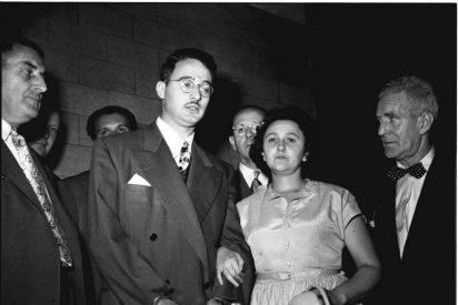 La ejecución del matrimonio Rosemberg, el mayor error judicial de la Historia de Estados Unidos