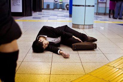Muere un joven en Japón tras trabajar 159 horas extras