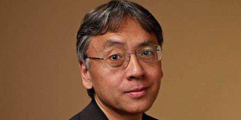 El escritor inglés de origen japonés Kazuo Ishiguro, Nobel de Literatura 2017