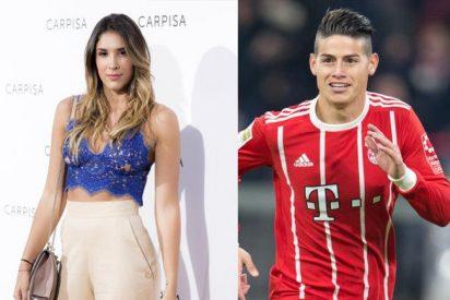 ¿Daniela Ospina se reconcilia con James?