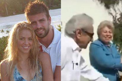 [VIDEO] La madre de Shakira desmiente que Piqué y su hija estén separados