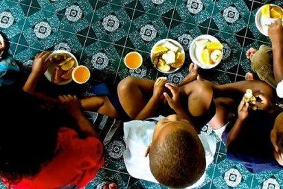 Un niño que hoy muere de hambre o de sed es un niño asesinado