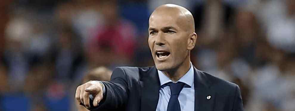 La victoria del Madrid contra el Espanyol acaba con un tirón de orejas de Zidane a un crack