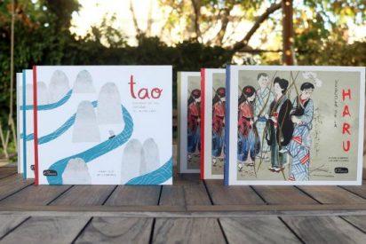 'La escuela de Haru' y 'Tao', libros que miran hacia Oriente