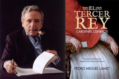 "Osoro presenta ""El tercer Rey"", la novela de Lamet sobre el cardenal Cisneros"