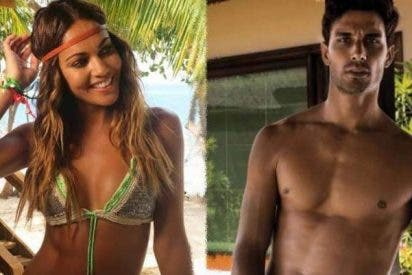 La bella Lara Álvarez está liada con del ex futbolista Jaime Astrain