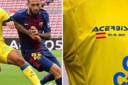 El brutal y contundente comunicado de Las Palmas antes de la encerrona del Barça que emociona a los españoles