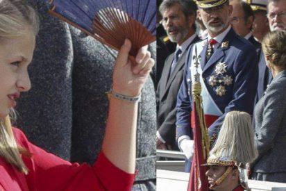 La princesa de Asturias cumple este martes 12 años: de niña a... ¿generala?