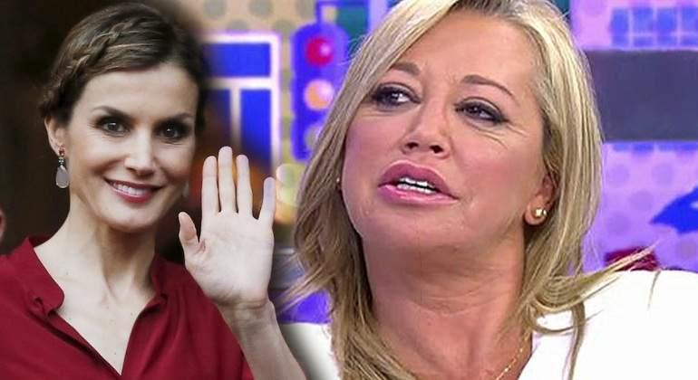 """La curiosa relación entre la Reina Letizia y Belén Esteban: """"Estamos unidas"""""""