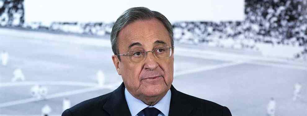 El tapado de Florentino Pérez para ser el delantero centro del Real Madrid (¡Y es una bomba!)