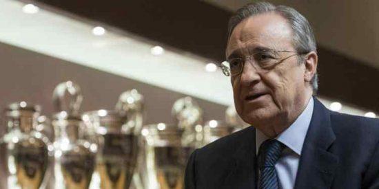 ¡Florentino Pérez cuelga el teléfono a una estrella que no para de llamar al Real Madrid!