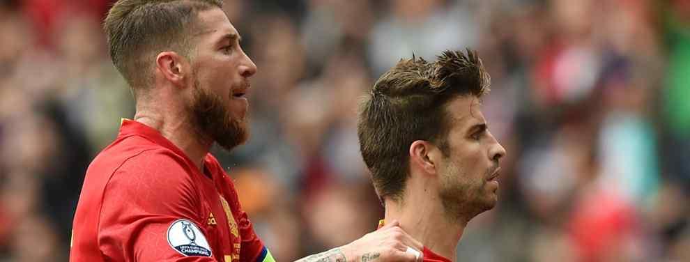 El negocio que Sergio Ramos no compartirá con Piqué porque es un pelotazo