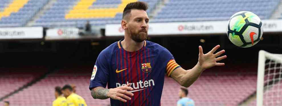 La estrella del Barça que traiciona a Leo Messi (y te lo contamos cómo)