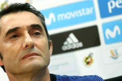 ¡Palo a Valverde! El jugador del Barça que la lía con una rajada brutal
