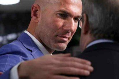 La joven promesa que Florentino Pérez quiere ver de blanco (y Zidane monta un lío tremendo)