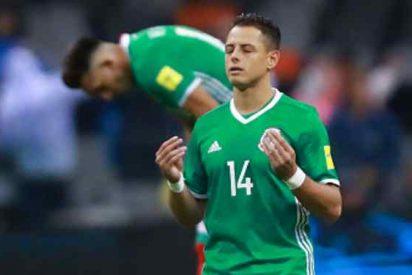 Chicharito Hernández quiere dejar tirado al West Ham y se ofrece a dos equipos españoles