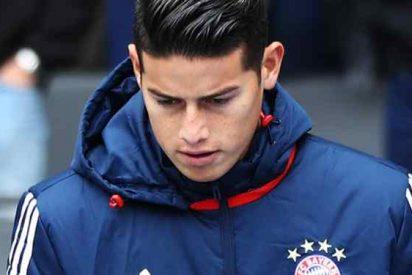 El grande de Europa que ofrece un crack al Real Madrid que James Rodríguez desaconsejó