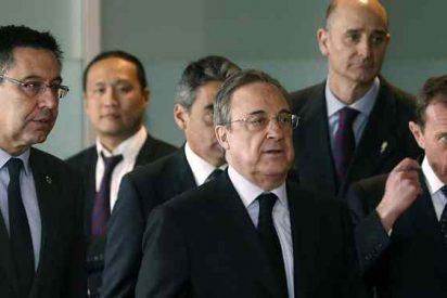 La nueva guerra de Florentino Pérez con el Barça por un fichaje de la Liga española