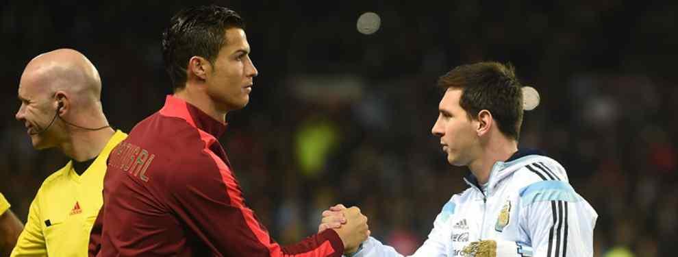 Cristiano Ronaldo lanza un dardo (brutal) a Messi: duele en Argentina