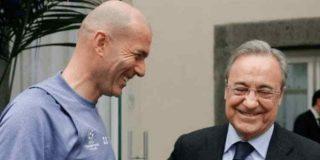 ¡Cumbre de fichajes en el Real Madrid! Los cinco cracks que Florentino Pérez ata para Zidane