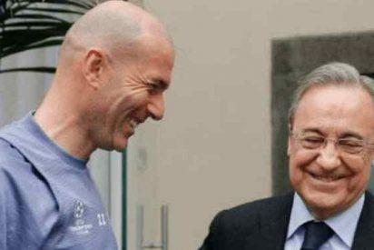 Zidane mete un fichaje de última hora en la lista de la compra de Florentino Pérez en el Real Madrid