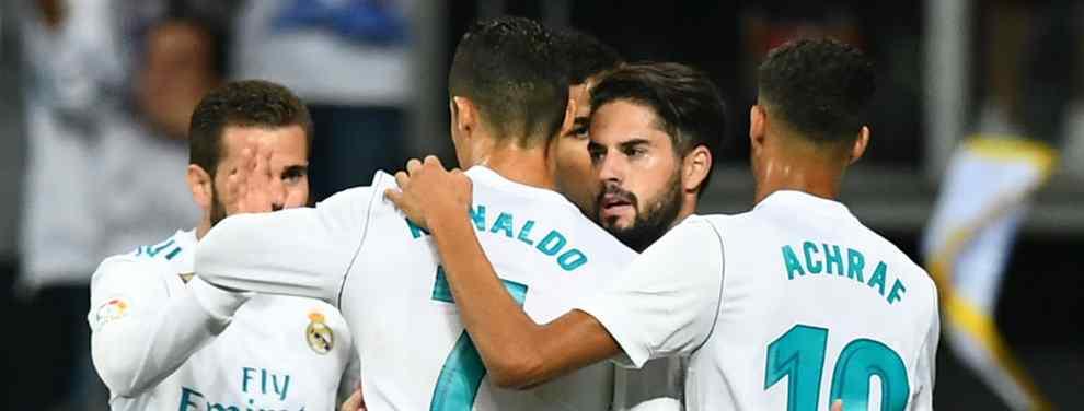 El jugador que se ofrece (por segunda vez) para fichar por el Madrid en enero
