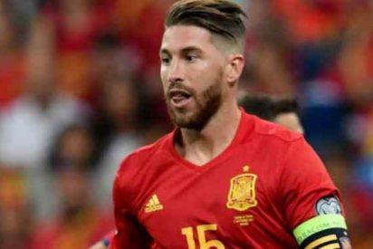 A Sergio Ramos le preocupa más como español que nuestro himno no tenga letra que el tema de Cataluña