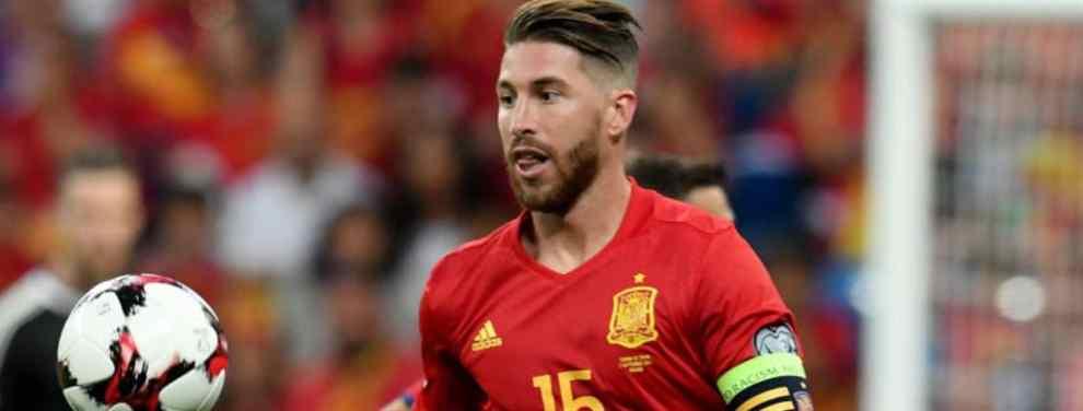 El crack de 'La Roja' que le dijo a Sergio Ramos que nunca jugará en el Real Madrid