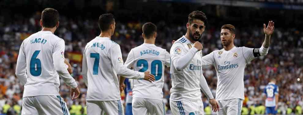 El nuevo capricho de Florentino Pérez tiene al vestuario del Real Madrid en pie de guerra