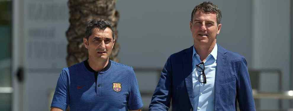 El Barça se va 'de caza': Tres cracks en el punto de mira (para 'fulminar' a dos señalados)