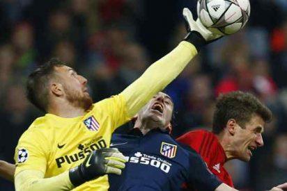 El Atlético prepara un 'bombazo' para sustituir a Oblak en la portería: ¡Ni Simeone se lo espera!