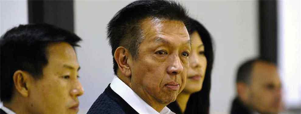 Peter Lim se plantea una auténtica locura en forma de fichaje 'bomba' para el Valencia