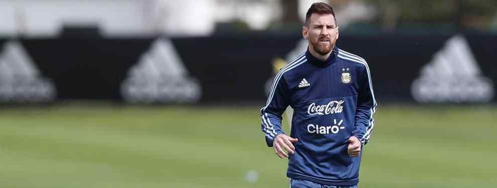 La frase con la que Messi convenció a un crack para fichar por el Barça
