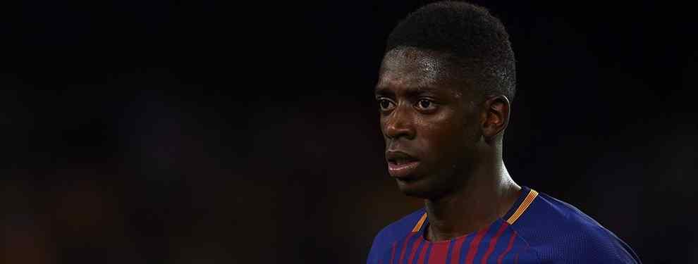 La recuperación de Ousmane Dembélé en el Barça da un nuevo giro radical