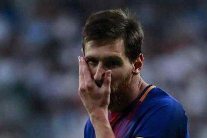 El Barça mete a Messi en un follón con la independencia de Catalunya (¡y el crack estalla!)