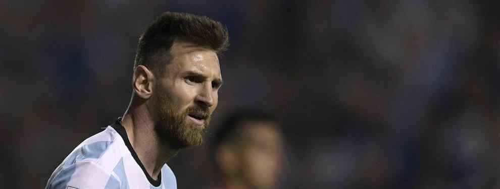 Messi la lía antes del Argentina-Ecuador con un bombazo que pone muy nervioso al Barça