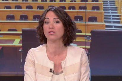 """La 'Susanna Griso' de TV3 llama a las barricadas: """"Quieren la desaparición de las instituciones catalanas recuperadas hace 40 años"""""""