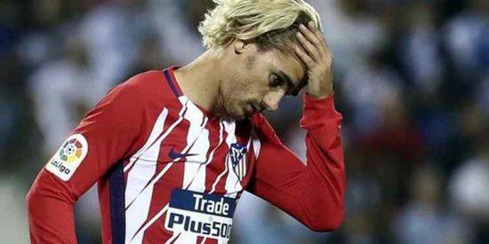 Lío en el Atlético: la bronca entre Simeone y Griezmann que despierta a Barça y Madrid