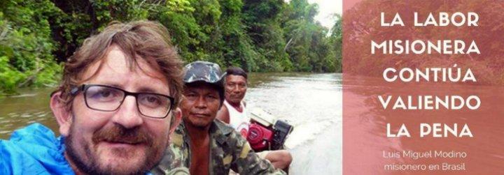 """Luis Miguel Modino: """"Es necesario un Sínodo que escuche el grito de la floresta y sus pueblos"""""""